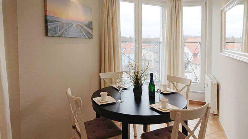 Appartementhaus 'Atlantik', (401) 2- Raum- Apparte
