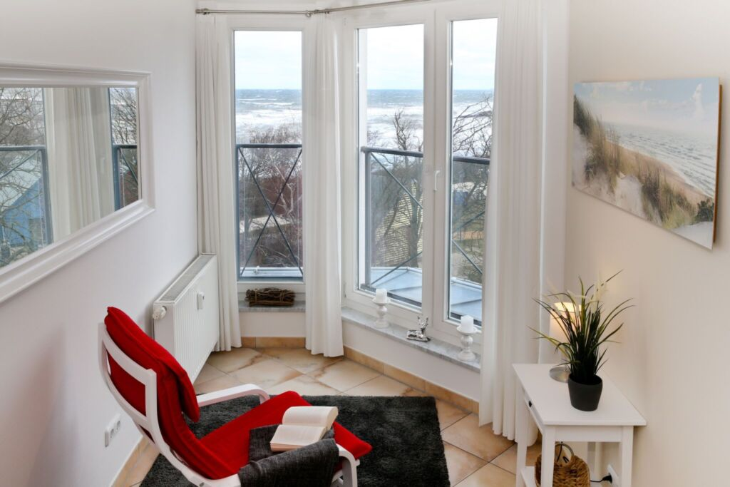 Appartementhaus 'Atlantik', (410) 3- Raum- Apparte