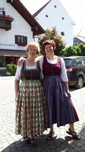 Elisabeth und Dagmar Diwok