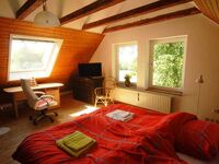 Willi Ohler Haus, 'Atelier' in der 2 Etage im Willi Ohler Haus, unterm Dach mit Traumblick und Schrä in Worpswede - kleines Detailbild