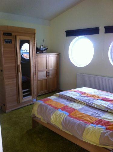 Größte Schlafzimmer mit Sauna