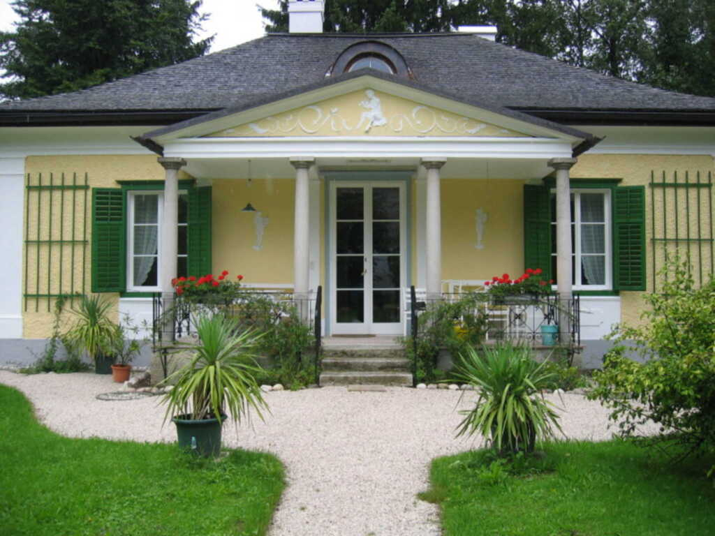Rosenvilla, Ferienhaus Rosenvilla