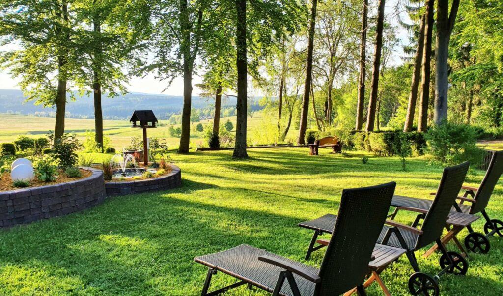 Thüringer Waldbaude, Ferienwohnung Hundeblick