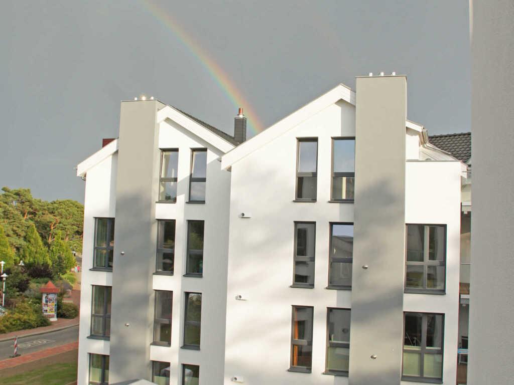 Strandvilla Baabe F 635 WG 9 'Sonnenwiege' mit Sau