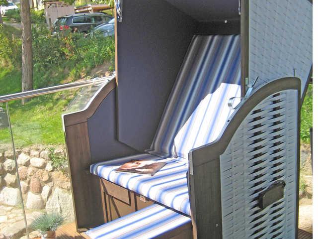 Strandvilla Baabe F 635 WG 6 'Auszeit' mit Sauna,