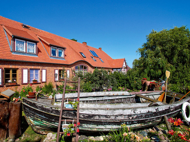 Fewo's Meine Fischerhütte, Fewo 3 'Stranddistel'