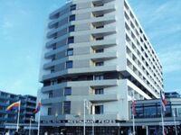 Hotel Roth Appartements, 1 Raum-Appartement, Bad-WC Typ D1, Landseite (1) in Sylt-Westerland - kleines Detailbild