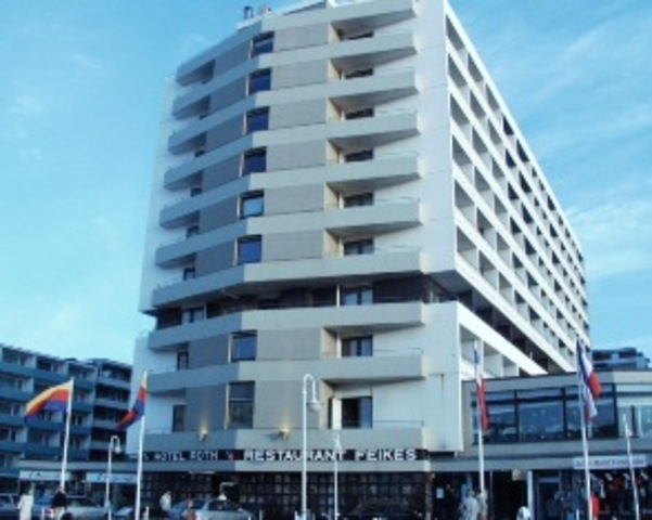 Hotel Roth Appartements, 1 Raum-Appartement, Bad-W