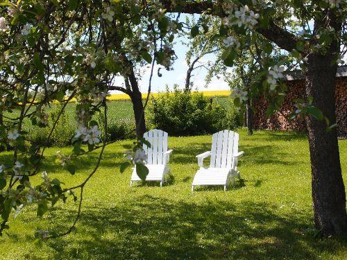 Traumhafter Garten!