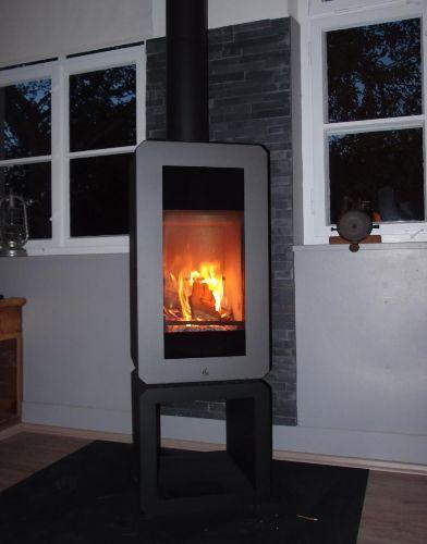Es gibt nichts schönes als ein Feuer!