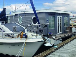 Hausboot Habitide in Schleswig - Deutschland - kleines Detailbild