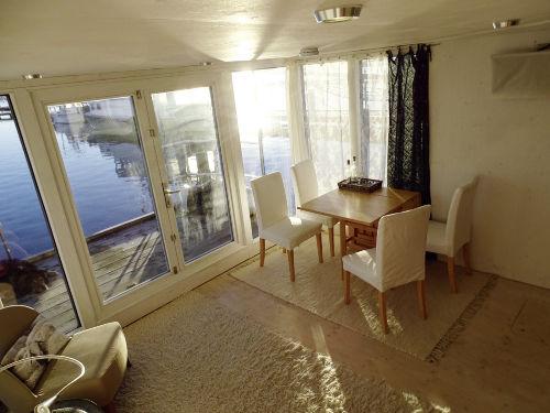 Essecke, Panorama-Fenster, Wollteppiche