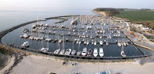 Der Jachthafen