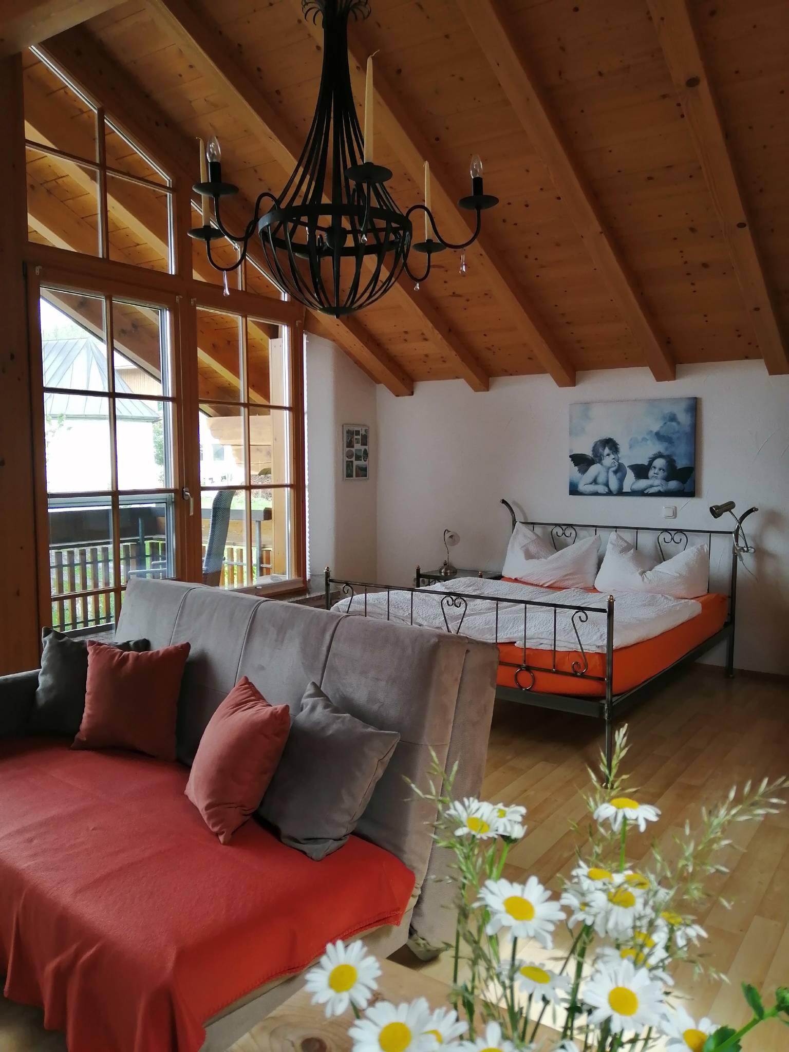 Exklusive Appartement Bett