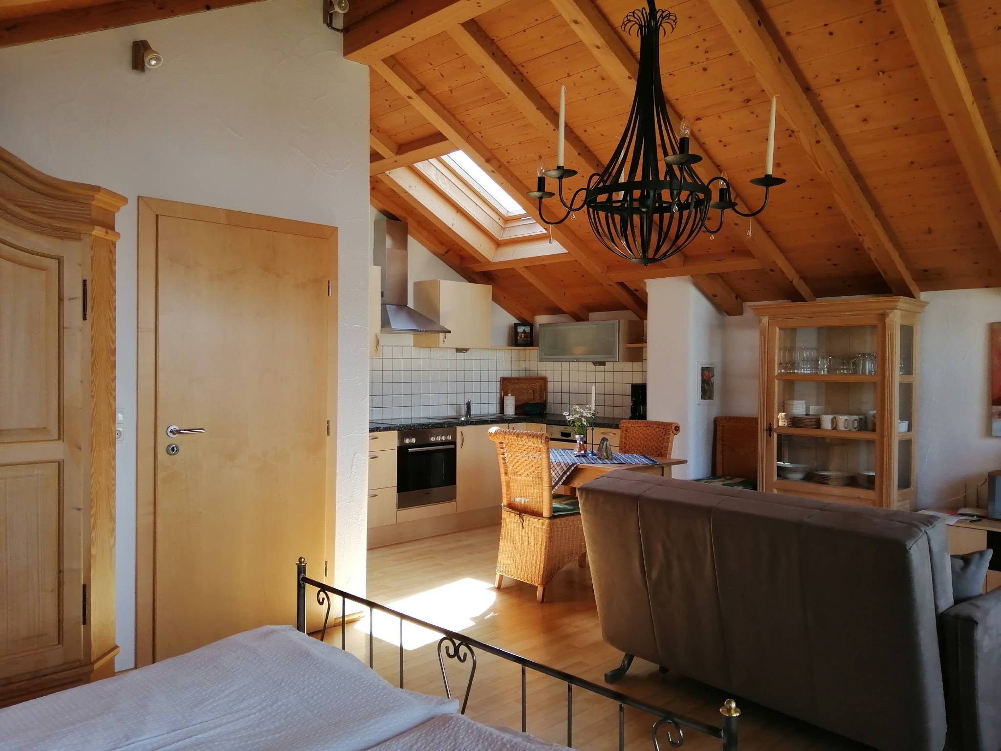 Küche Exklusive Appartement