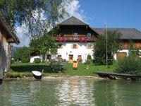 Jurlerhof, Bleckwand in Abersee-Strobl - kleines Detailbild