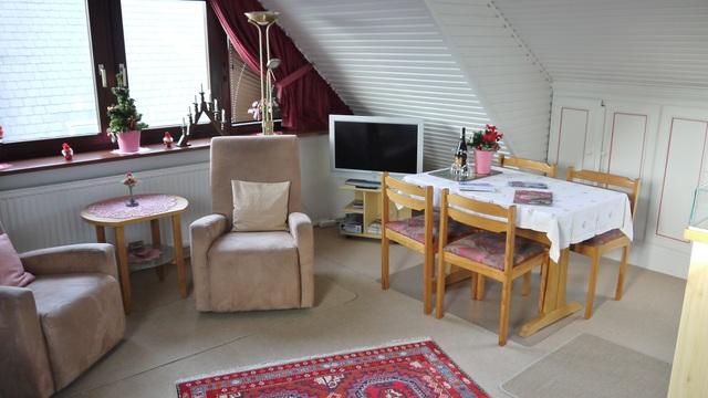Haus ' Inge ', Ferienwohnung Nr. 4 -Studio