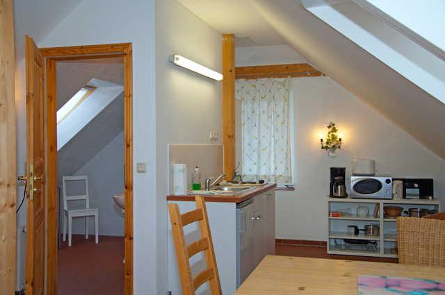 Ferienappartement 'Oie' Altes Lotsenhaus, Ferienap