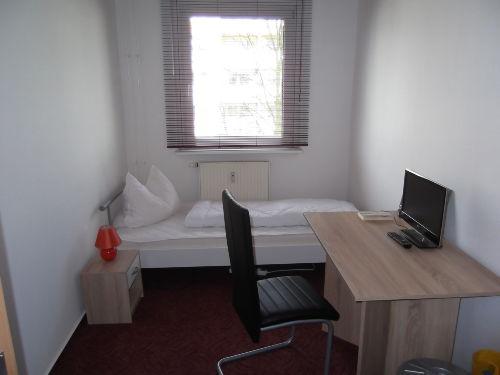 Einzelbettzimmer