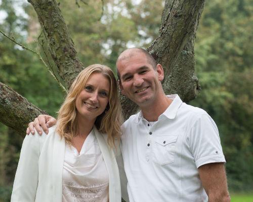 Patrick und Sabine Koppejan-Coppoolse