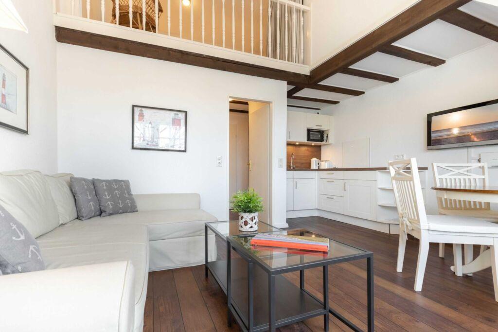 Beckmann, 2-Zimmerwohnung App.16
