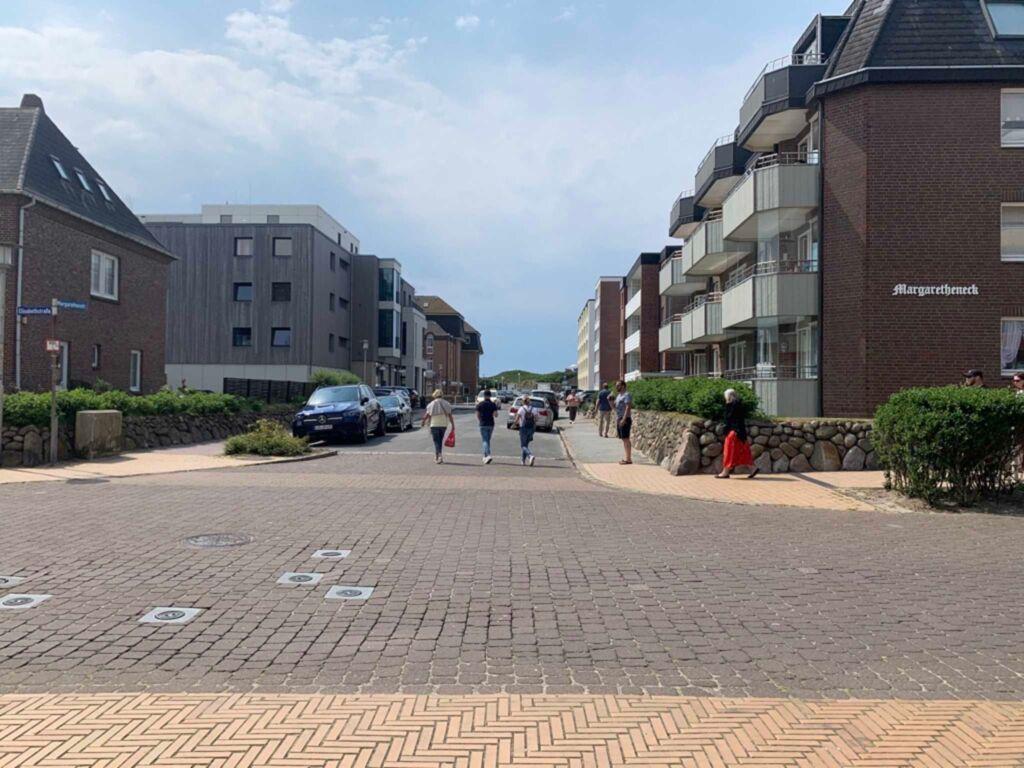 Schöttelndreier (Haus Dünenburg), 2-Zimmerwohnung