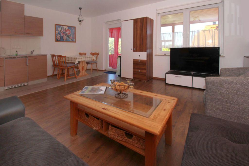 Ferienhaus Rotkehlchen, Anna: 30m², 1-Raum, 2 Pers