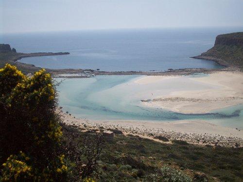 Gramvousa - beliebtes Ausflugsziel
