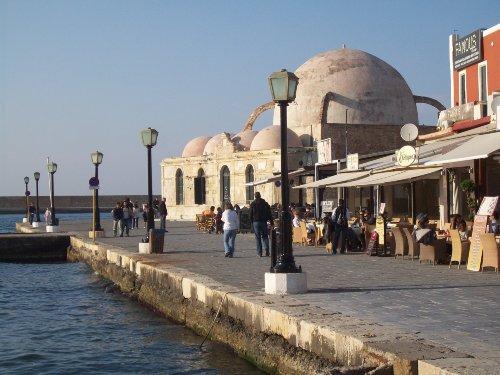 Chania - sch�nste Stadt Kretas