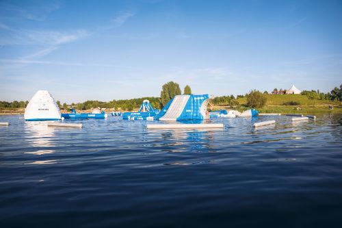 Wasser-Fun-Park