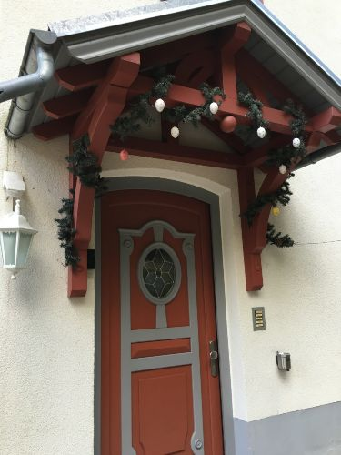 Villa Sonnenblick Eingang