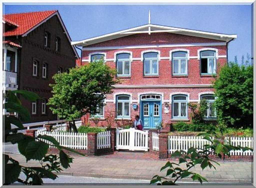 Albrecht Haus 'Jens C. Nielsen', 3-Zimmerwohnung A