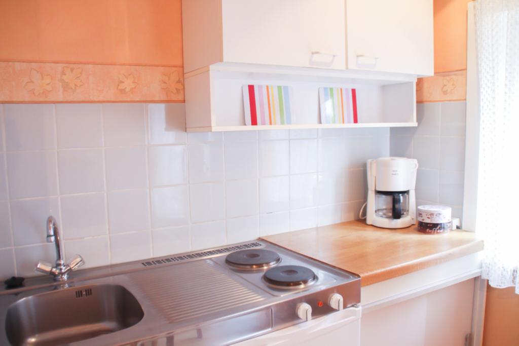 Haus Charlotte (Steffens), 1,5 Raum Appartment 'Au
