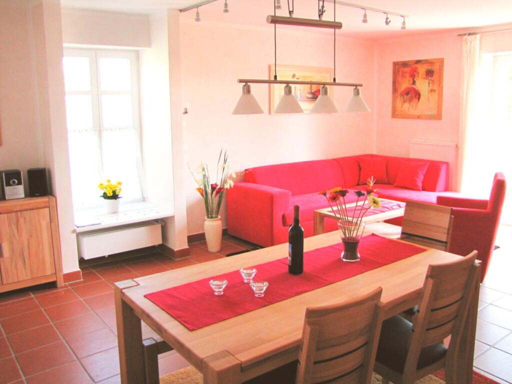 Ferienwohnung Bakenberg auf Rügen, Maisonette-Wohn