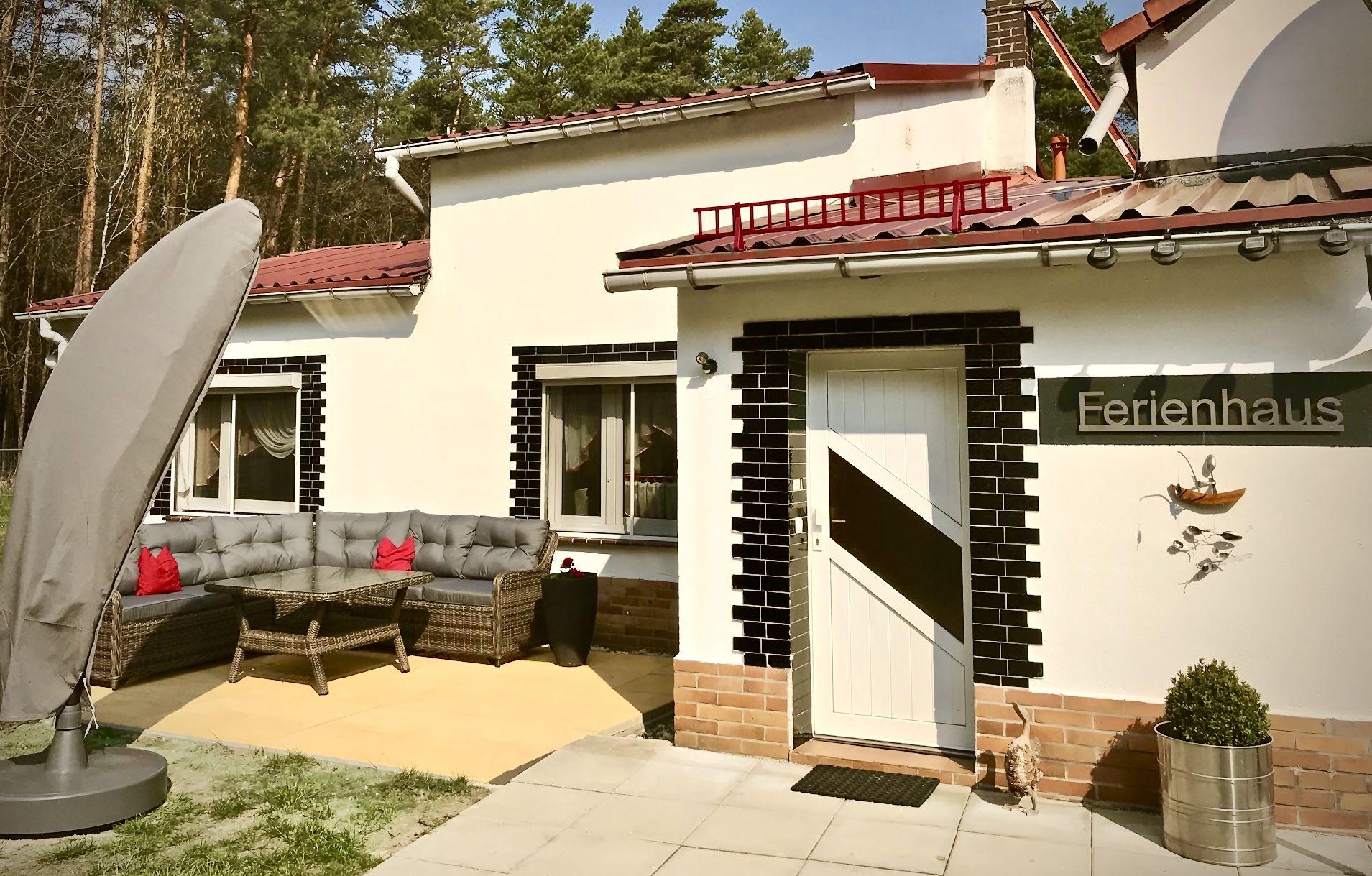 Ferienhaus am Waldsee
