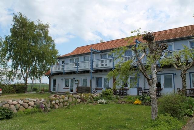 Ostseepension - Die Ostsee-Ferienwohnungen F 170,