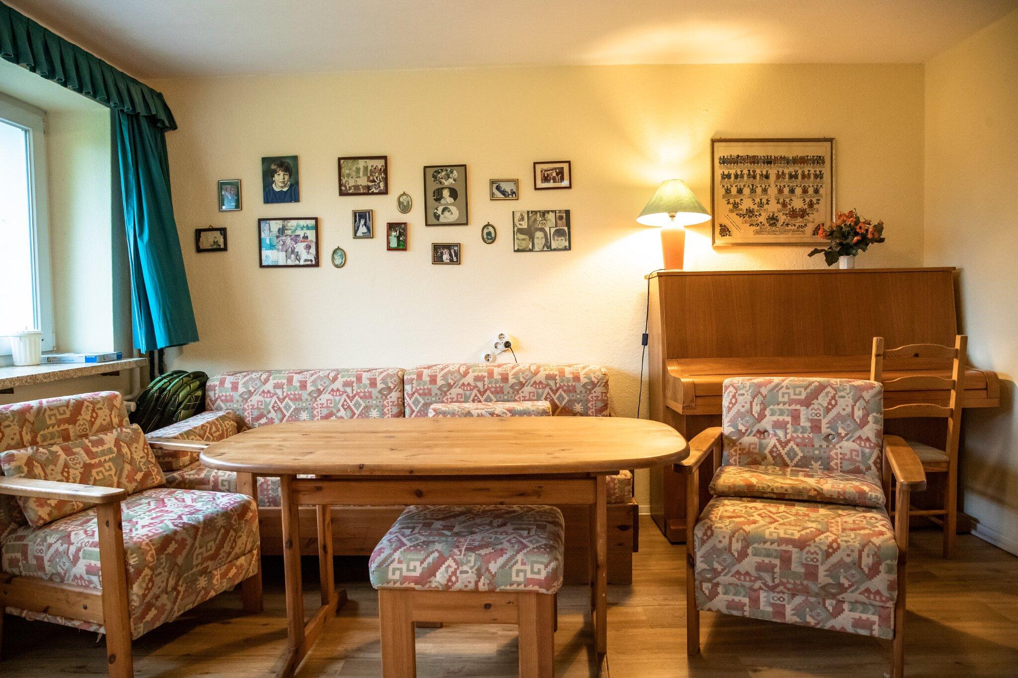 Schlafzimmer 2 mit Doppelstockbett
