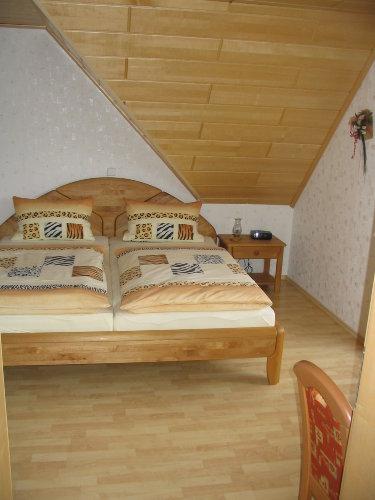 Schlafzimmer 1, Ferienwohnung 2