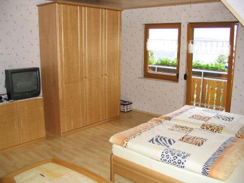 Schlafzimmer 3, Ferienwohnung 2