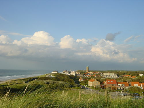 Domburg, direkt an Meer!