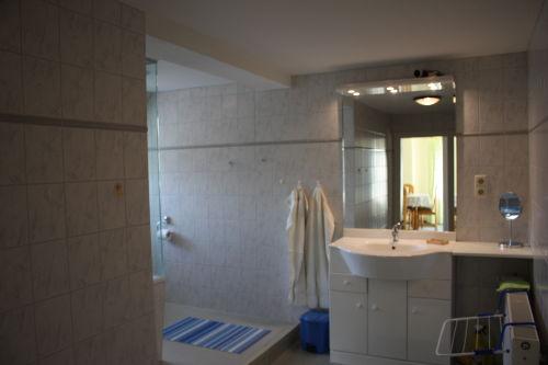 Teilansicht Badezimmer