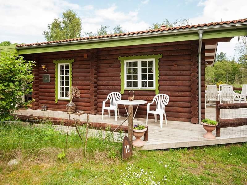 Detailbild von Ferienhaus No. 39515 in Knebel