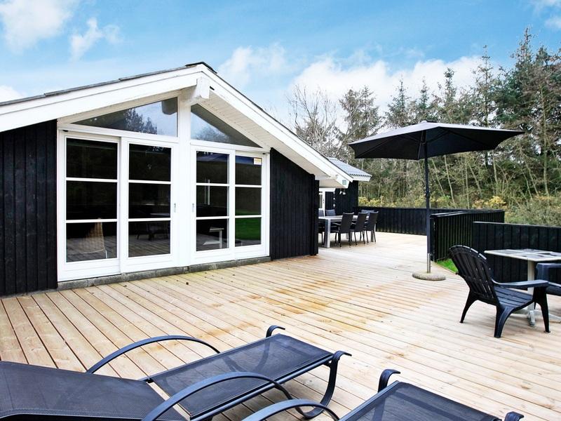 Umgebung von Ferienhaus No. 39600 in Bl�vand