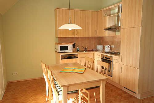 FW OG kompl. Küchenzeile Herd, MW, GS