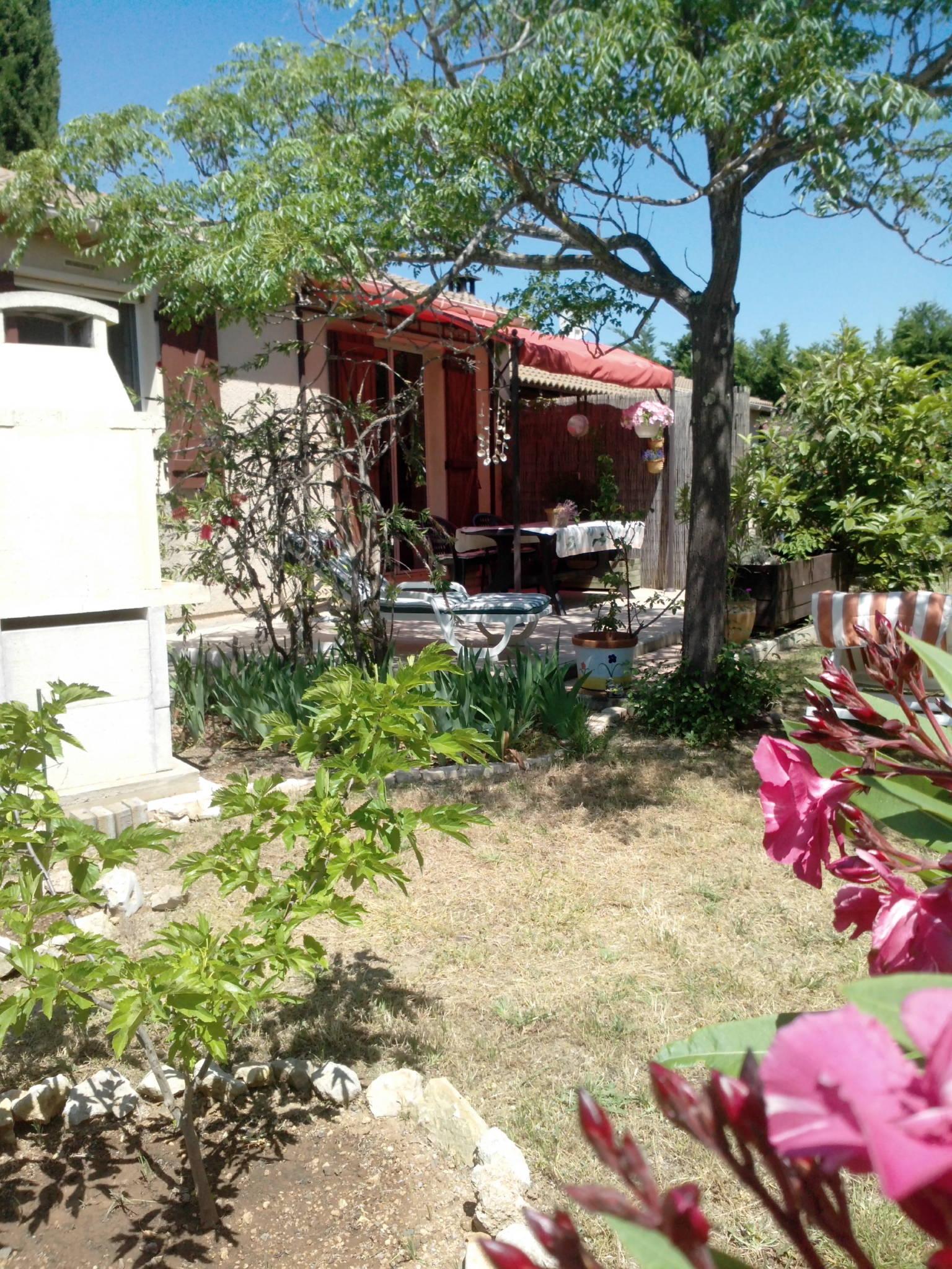 Detailbild von Ferienhaus Jardin Fleuri