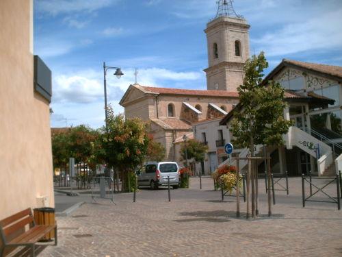 Im Ortskern: Kirche St-Jean-Baptiste