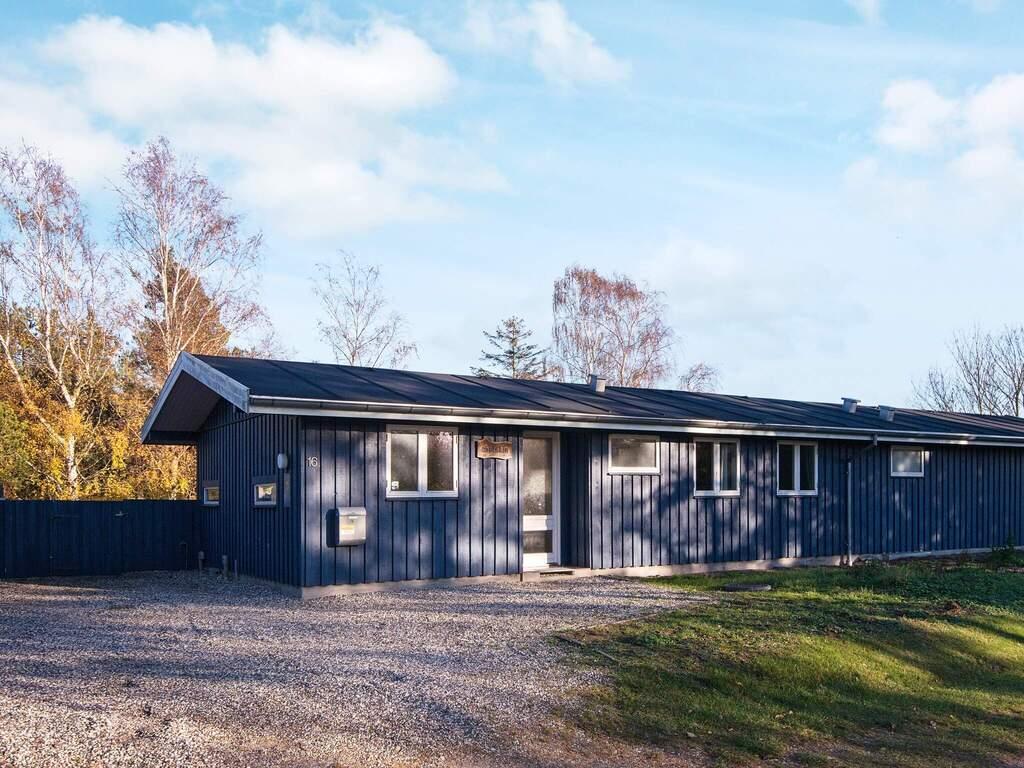 Umgebung von Ferienhaus No. 42499 in Knebel
