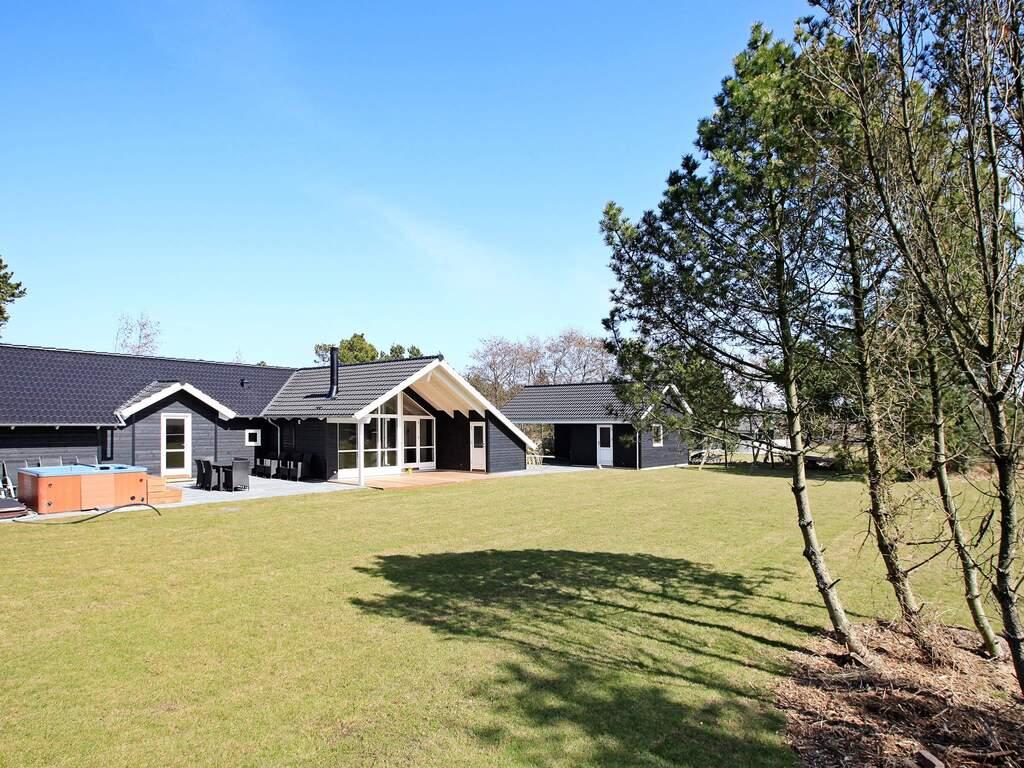Umgebung von Ferienhaus No. 43200 in Bl�vand