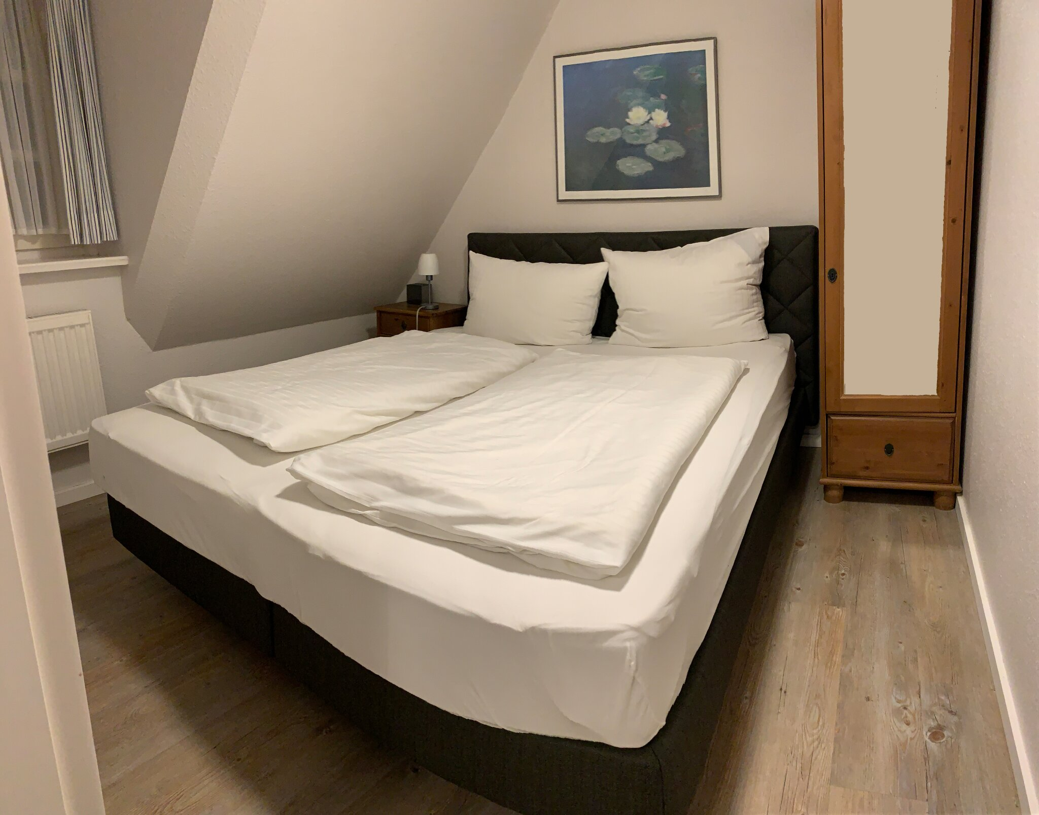 Schlafzimmer - unten
