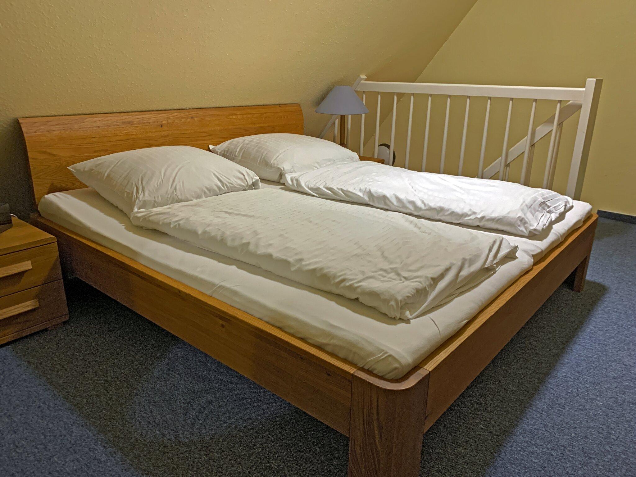 Schlafzimmer - Spitzboden